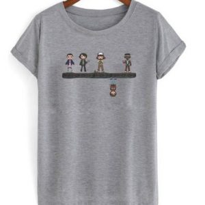 Alt Attribute Stranger Things T-Shirt