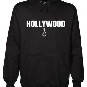 Hollywood Black Hoodie