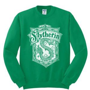 Slyth Crest Green Sweatshirt