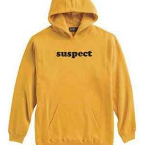Suspect Yellow Hoodie