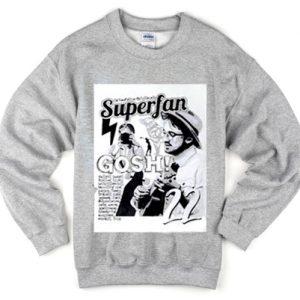 Tom Felton Nice Sweatshirt