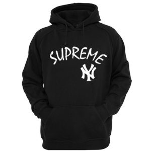 Supreme NY Hoodie
