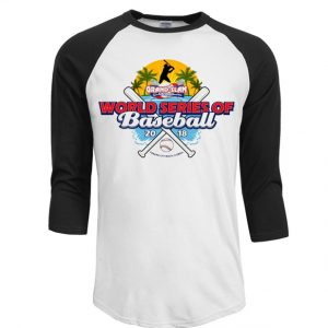 World Series Of Baseball Grand Slam 2018 T-Shirt
