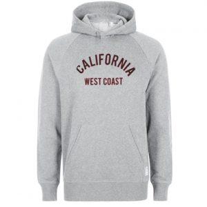 California West Coast Hoodie