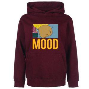 Lebron Mood Hoodie