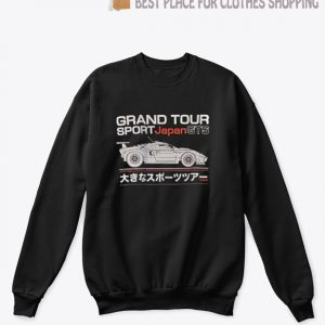 Grand Tour Sport Japan GTS Sweatshirt