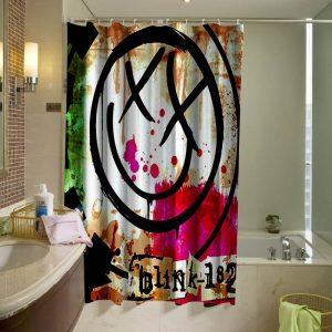 Blink182 Mark Tom Travis Shower Curtain