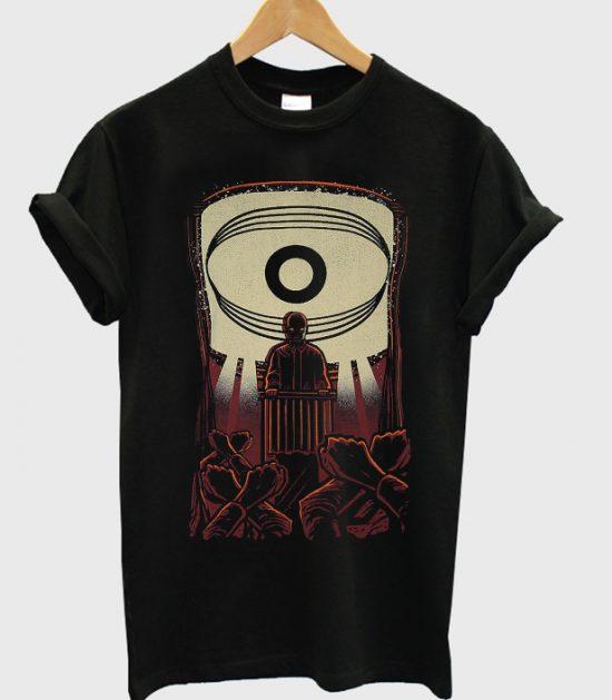 1984 nineteen eighty four george orwell T-Shirt