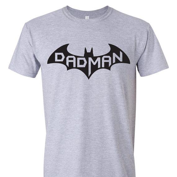 Batman Or Dadman T-shirt