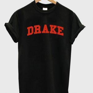 Drake Black T-Shirt