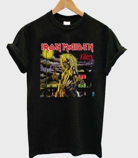 Iron Maiden Killer T-Shirt