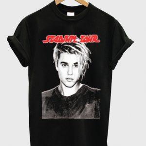 Justien Bieber Stadium Tour T-Shirt