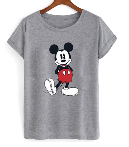 Mickey Mouse Picture T-Shirt