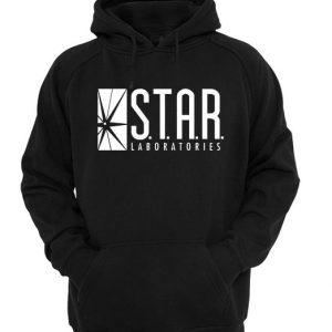 STAR Labs Hoodie Sweatshirt