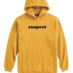 Suspect Yellow Hoodie