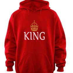 The King Red Hoodie