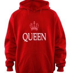 The Queen Red Hoodie