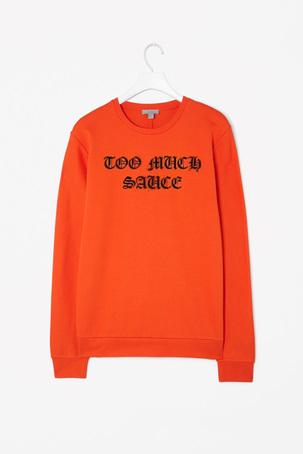 Too Much Sauce Sweatshirt