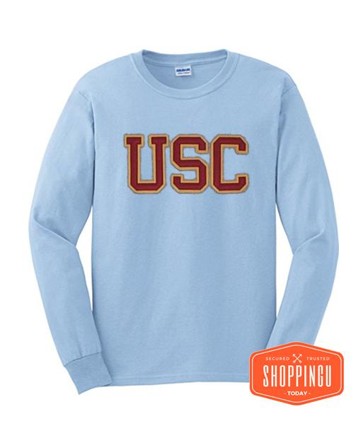 USC Blue Sweatshirt