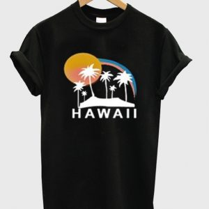 Vintage Hawaii Black T-Shirt