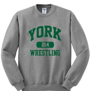 York 214 Wrestling Sweatshirt
