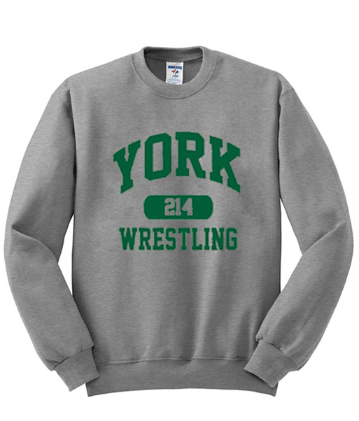 York 214 Wrestling Sweatshirt