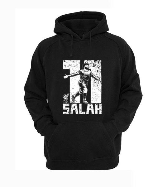 MOHAMED SALAH LIVERPOOL HOODIE