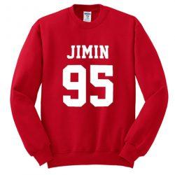 Jimin 95 Sweatshirt