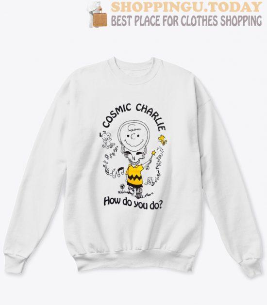 Cosmic Charlie Grateful Dead sweatshirt