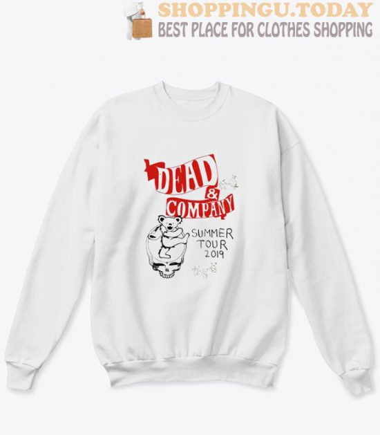 Dead & Company summer tour 2019 sweatshirt