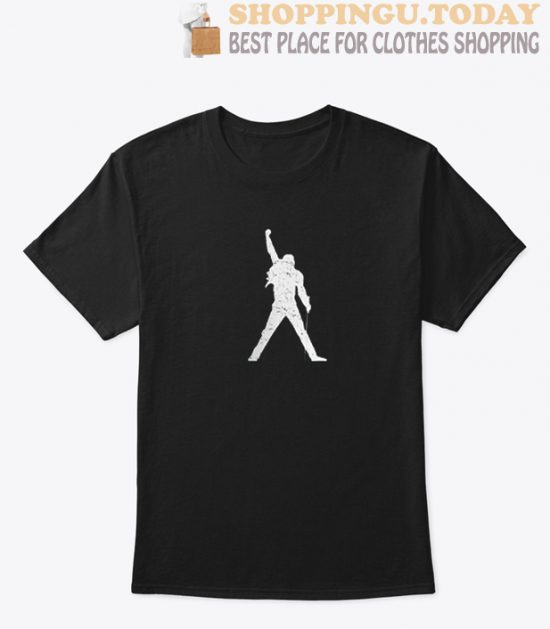 Freddie We Are The Champions T-Shirt