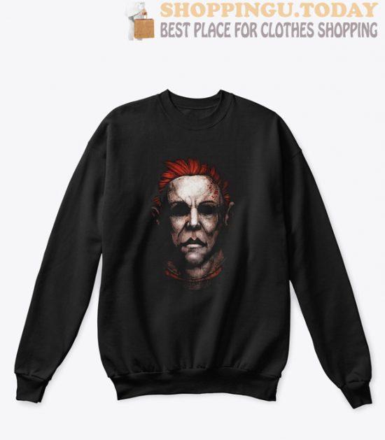 Get Down Art Big Chris Michael Myers Sweatshirt