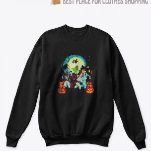 Halloween Pumpkins Ghostbusters Sweatshirt