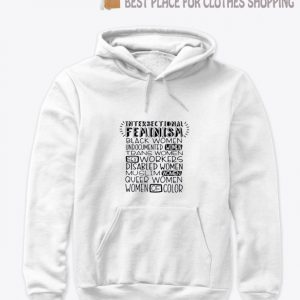 Intersectional Feminism Hoodie