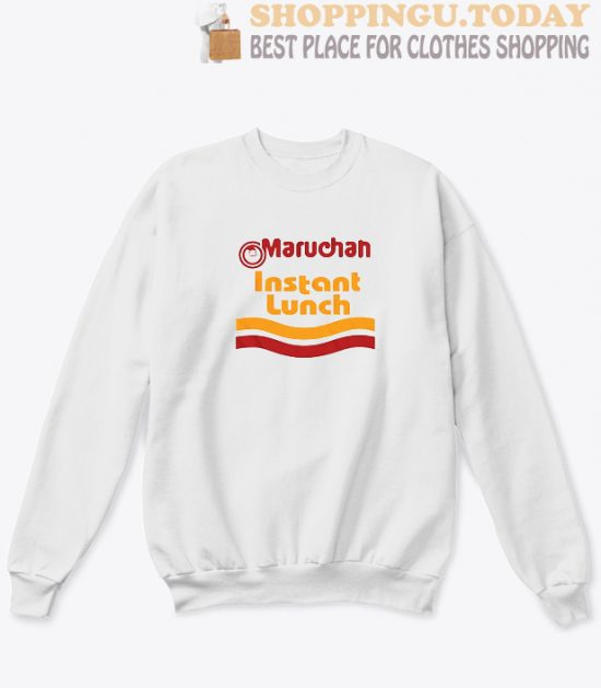 Maruchan Instant Lunch Sweatshirt