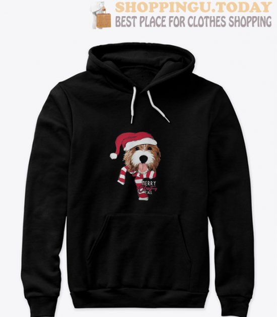 Merry Christmas Y'all Oliver Hoodie