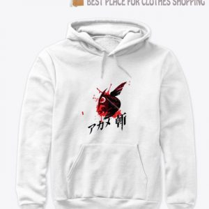 Night Raid Blood Hoodie