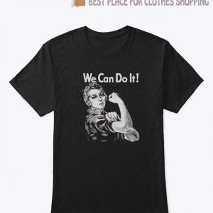 Women Triblend We Can Do It T-Shirt