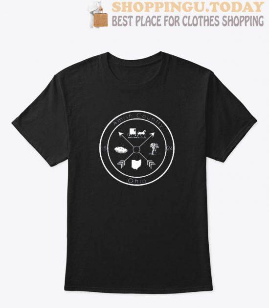 Amish Country Ohio T Shirts