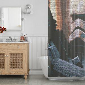 Star War art Stormtroopers Shower Curtain