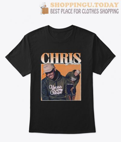 Chris Brown 90 T shirt