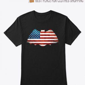 USA Flag T Shirt
