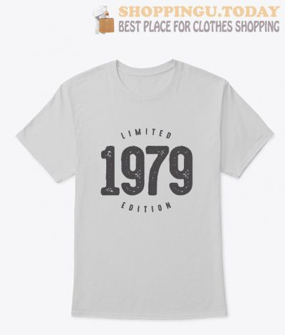 Vintage 1979 Limited Edition T shirt