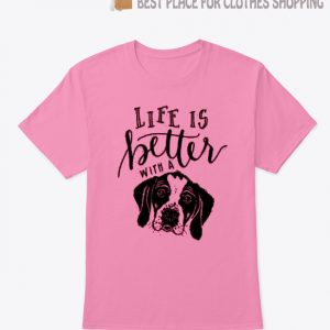 Life is better SP T-Shirt