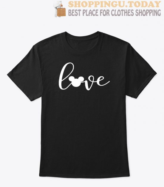 Mickey Mouse Love SP T-Shirt