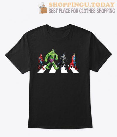 Super Hero Avengers SP T-Shirt