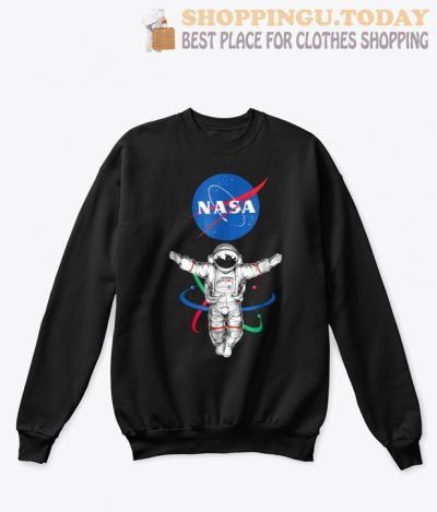 The Official Astroanaut Atom NASA T-Shirt