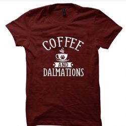 Coffee and Dalmations SP T-Shirt