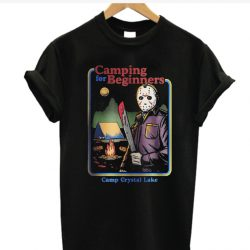 FRIDAY THE 13TH - CAMPING FOR BEGINNERS SP T-shirt