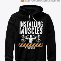 Installing Muscles SP Hoodie